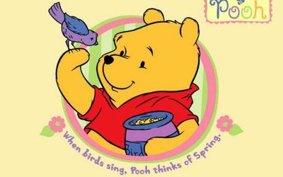 A tribute to A.A. Milne