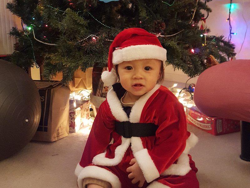 Photo – Winter – Santa