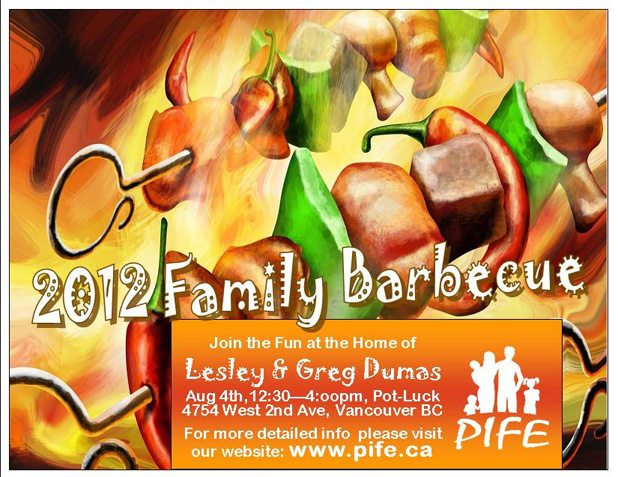 2012 Family Barbecue