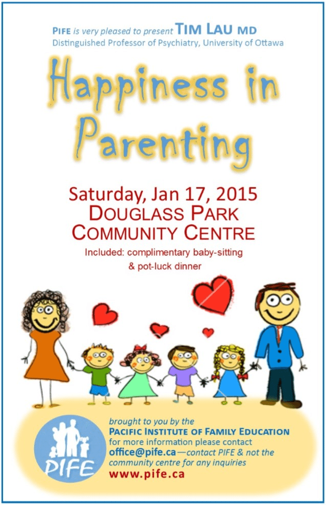 20150117-Happiness-in-Parenting-Tim-Lau-MD