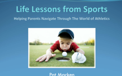 Thank You for Joining Us @ Life Lessons from Sports