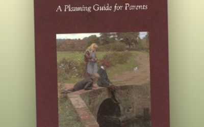 Preparing for Adolescence – A Planning Guide for Parents
